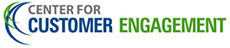 The Center For Customer Engagement logo